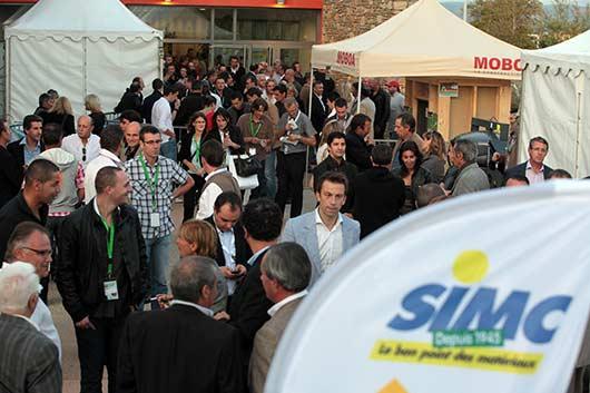 Salon Construisons Demain 1ère édition 2012